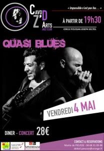 affiche concert 4 mai 2018 jazz